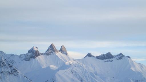 """Les Aiguilles d""""Arves 3510 m"""