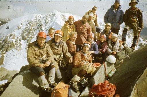 Алтайская экспедиция 1992 года: участники и озеро Шавло