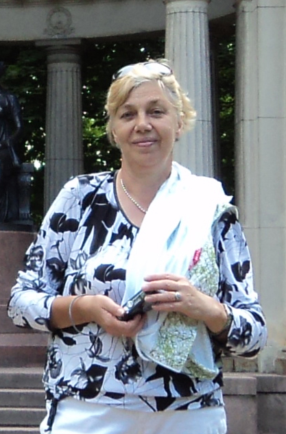 Людмила Белозёрова