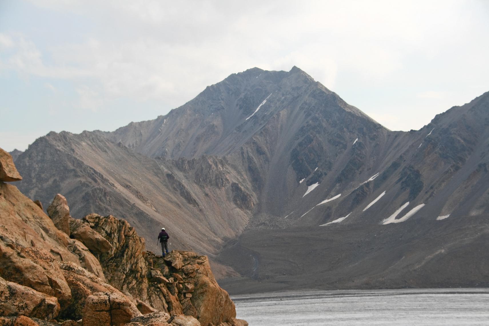 Балыксу-Баши (3932 м)