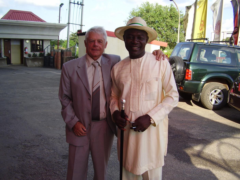 Август 2009 года в Нигерии